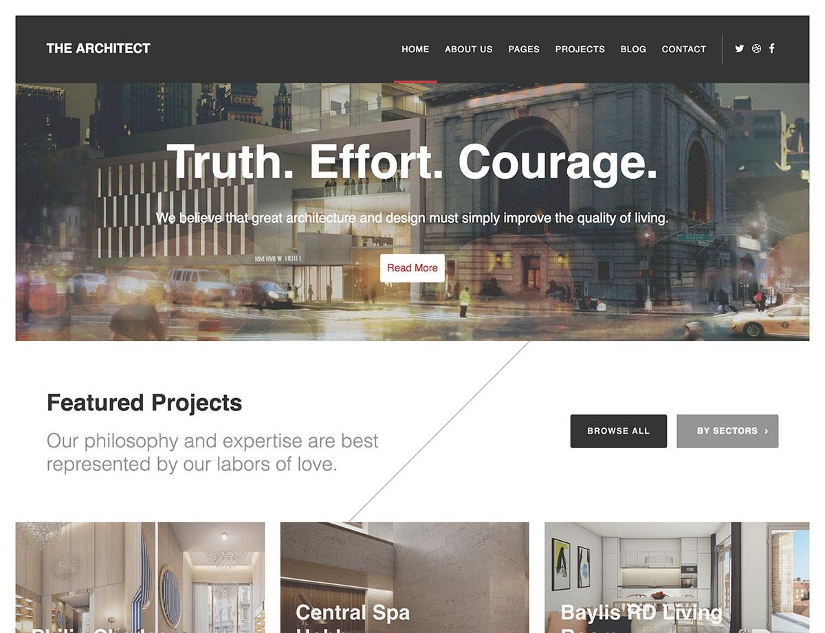 the-architect-wordpress-theme