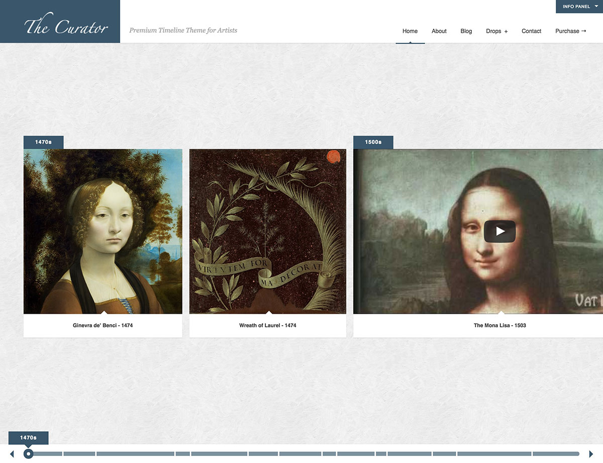 the-curator-theme-for-artists