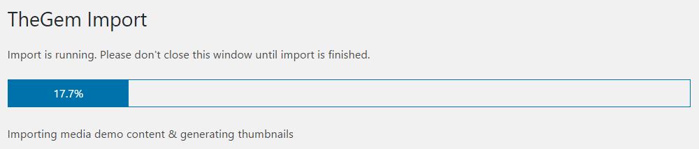 Importer Tool