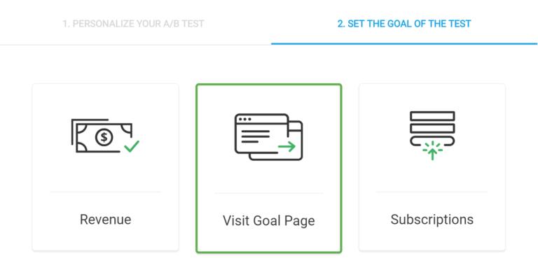 Goal Options
