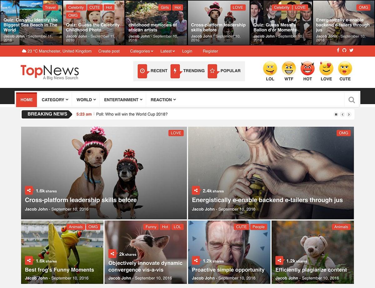 topnews-viral-wordpress-theme