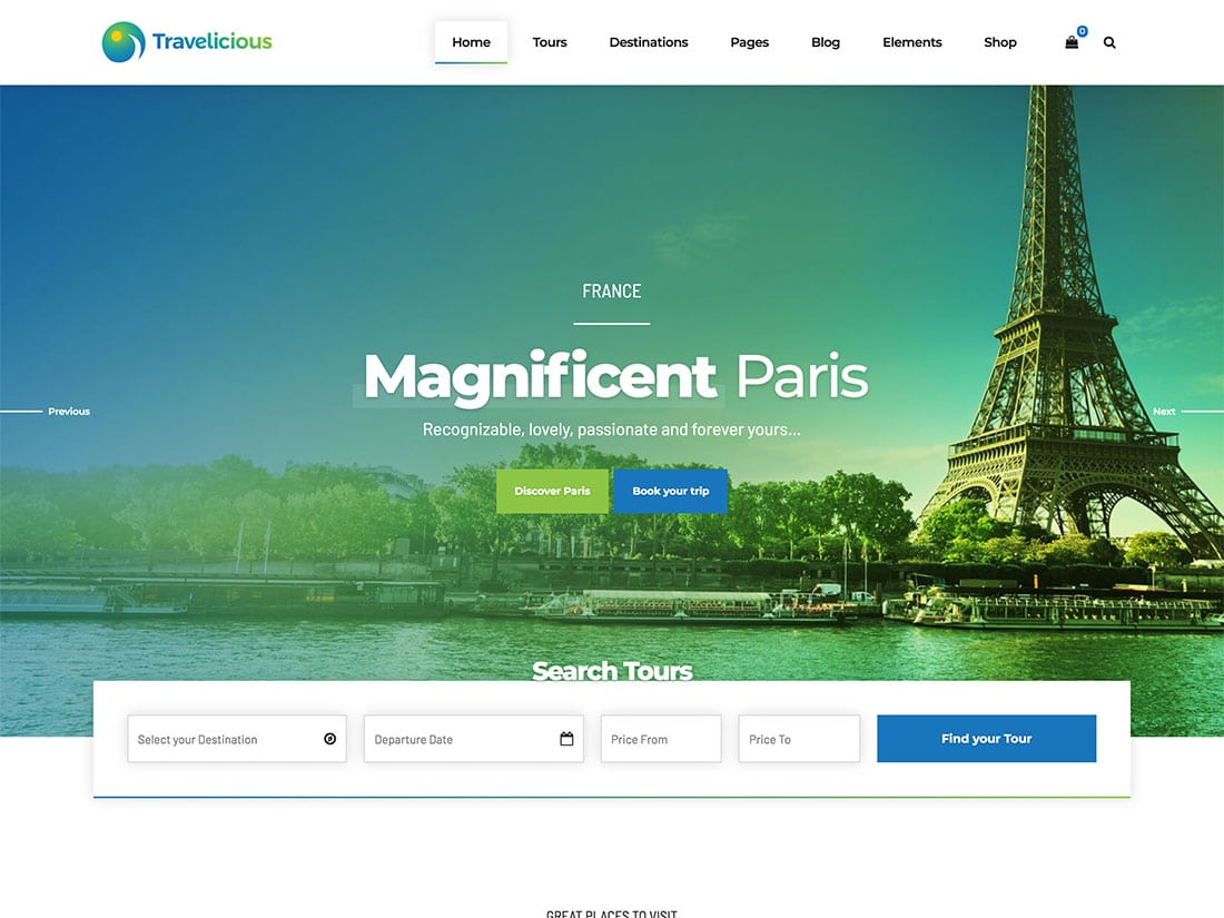 40 Best Travel Wordpress Themes For Blogs Agencies And Hotels 2021 Athemes
