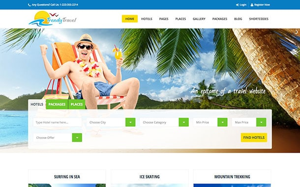 Trendy-Travel-WordPress-Theme