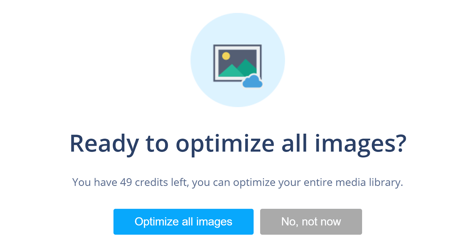 Optimize All Images