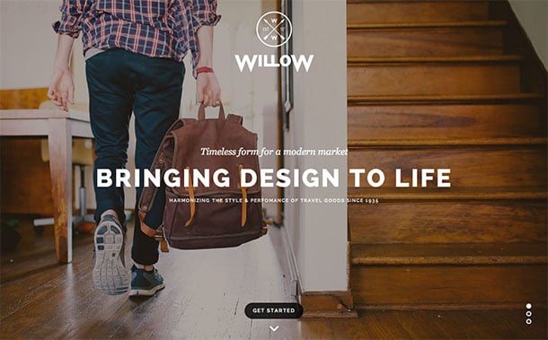 Willow-WordPress-Theme