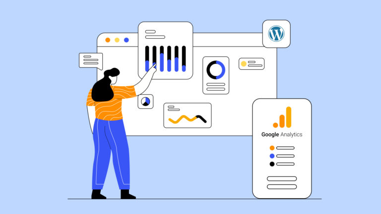 How to Add Google Analytics to WordPress, featured image
