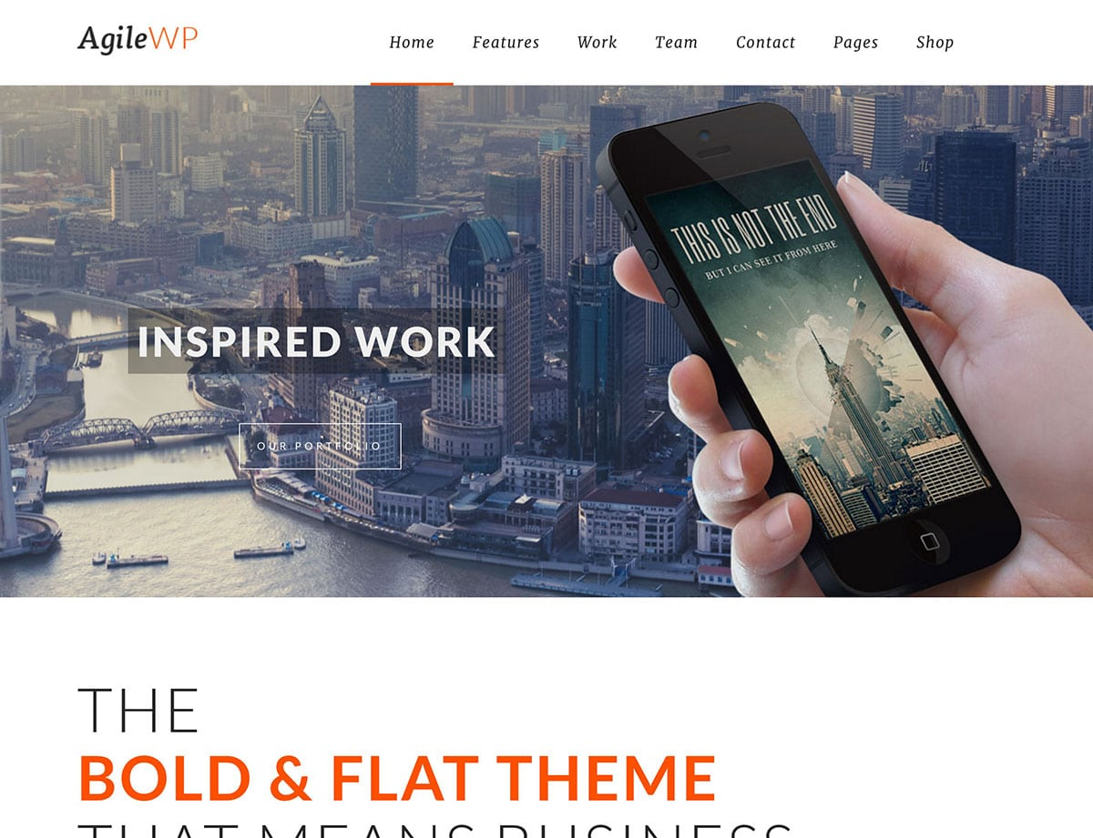 agile-app-showcase-wordpress-theme