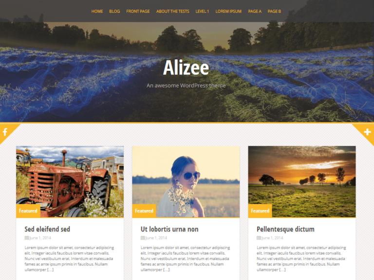 20 Free Parallax Wordpress Themes 2020 Athemes
