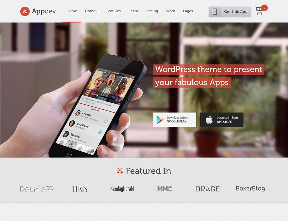 appdev-wordpress-theme