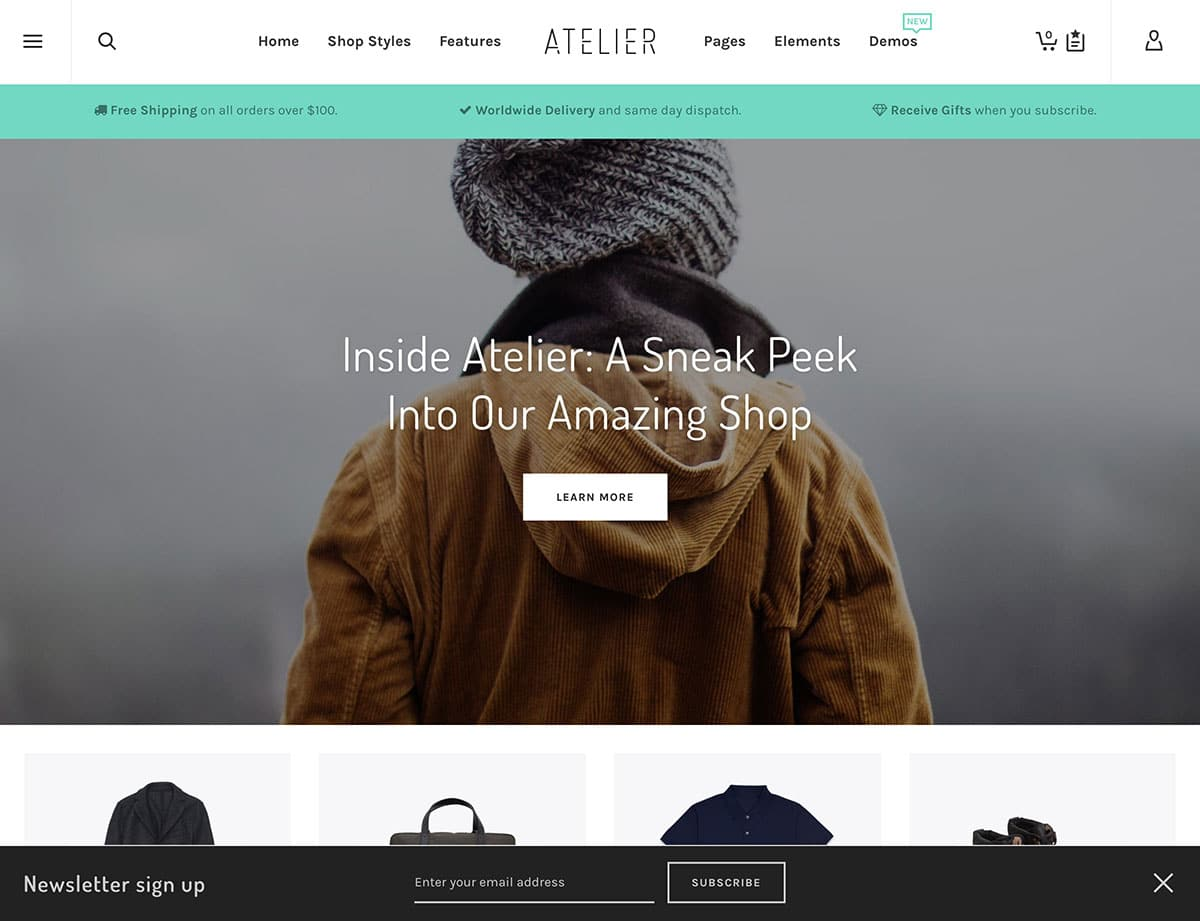 30 Best Ecommerce Wordpress Themes 2020 Athemes
