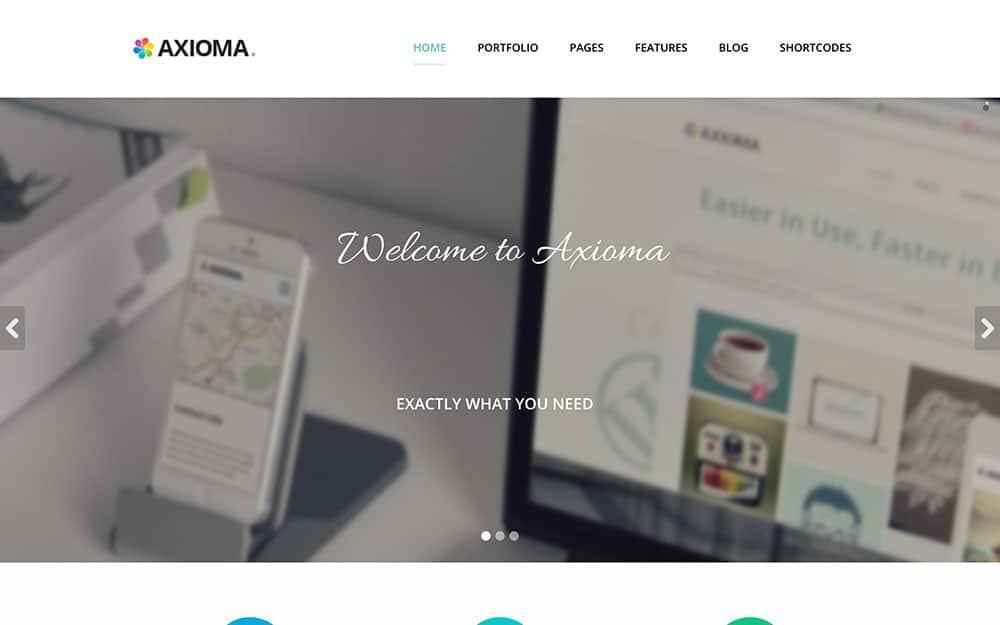 axioma-theme