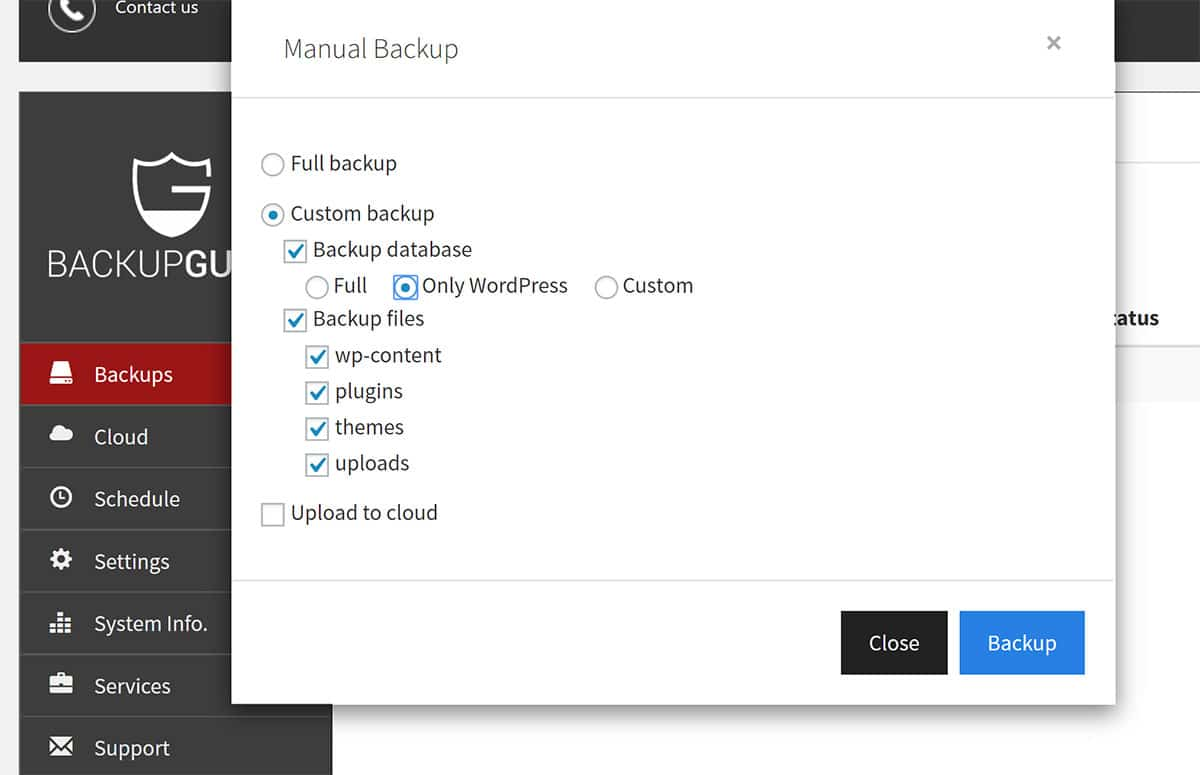 13 Ways to Backup WordPress - aThemes