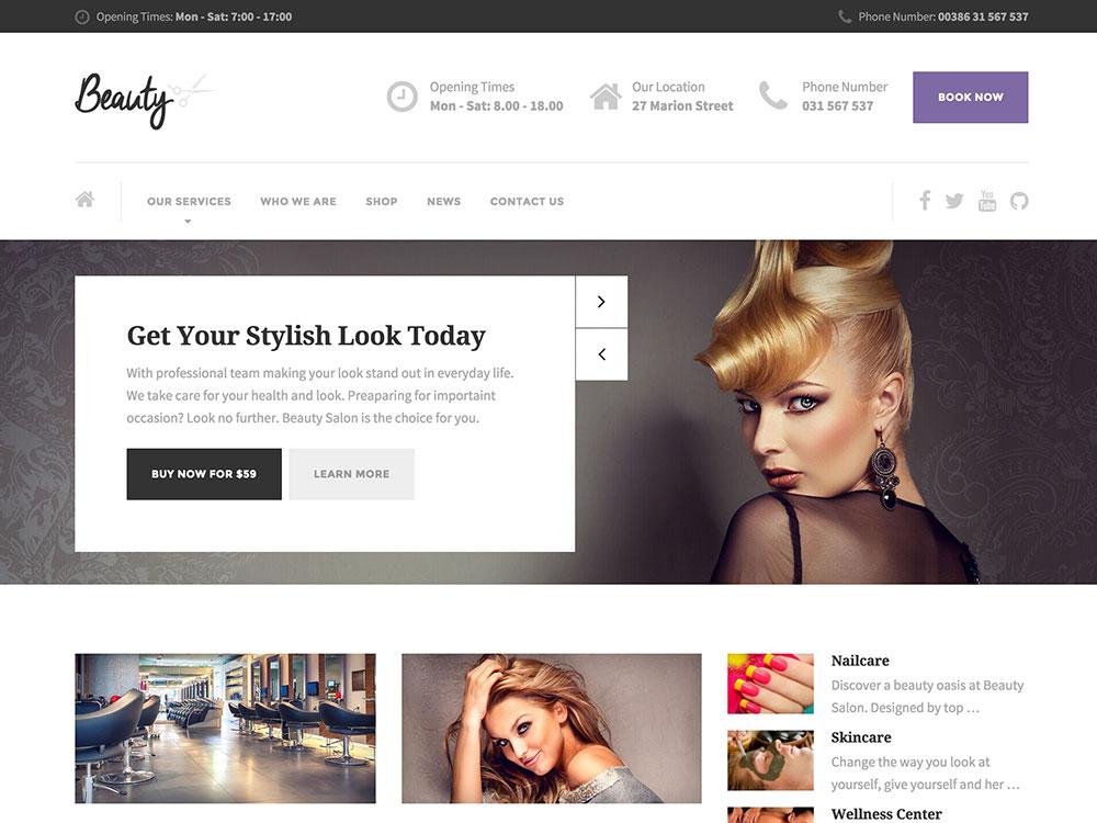 beauty-wordpress-theme