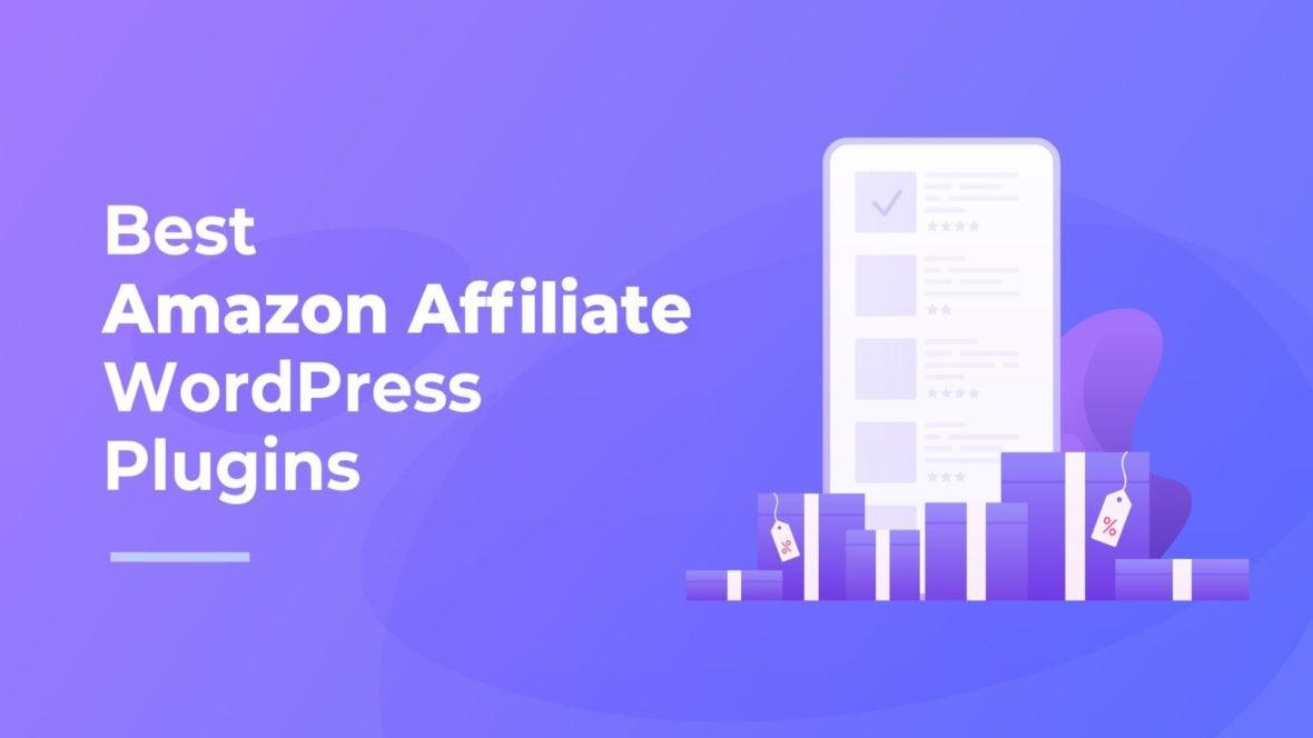 Best Amazon Affiliate WordPress Plugins, featured image