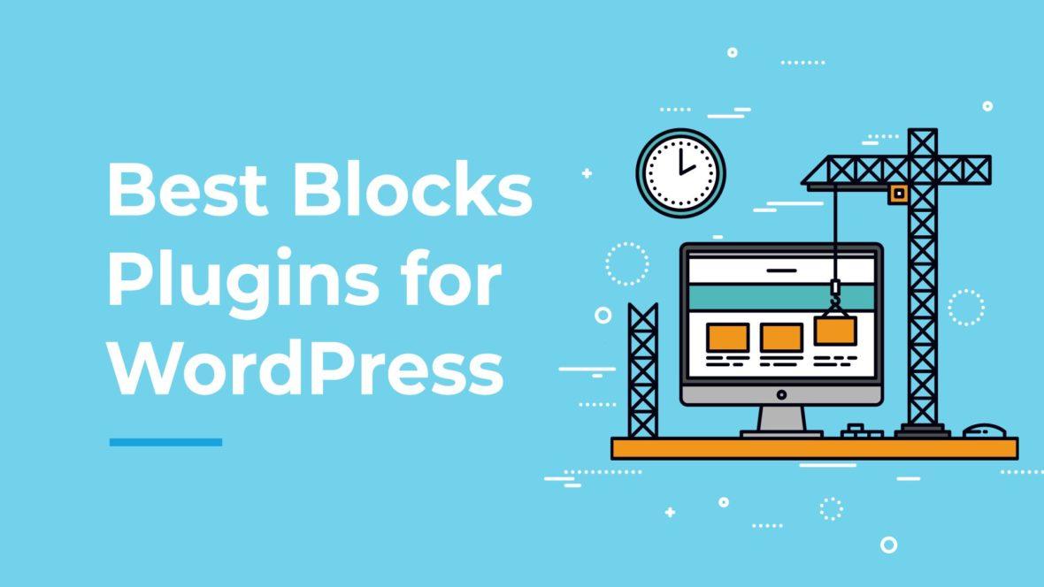 Best Blocks Plugins for WordPress, featured image