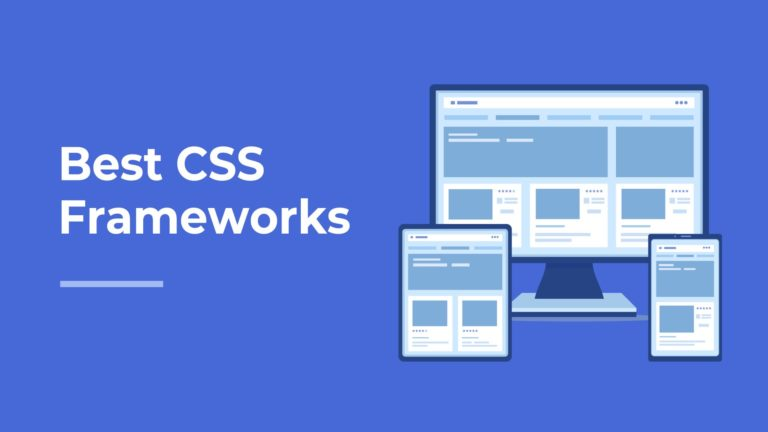 Best CSS Frameworks, featured image