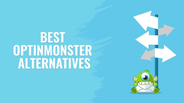 Best OptinMonster Alternatives, featured image
