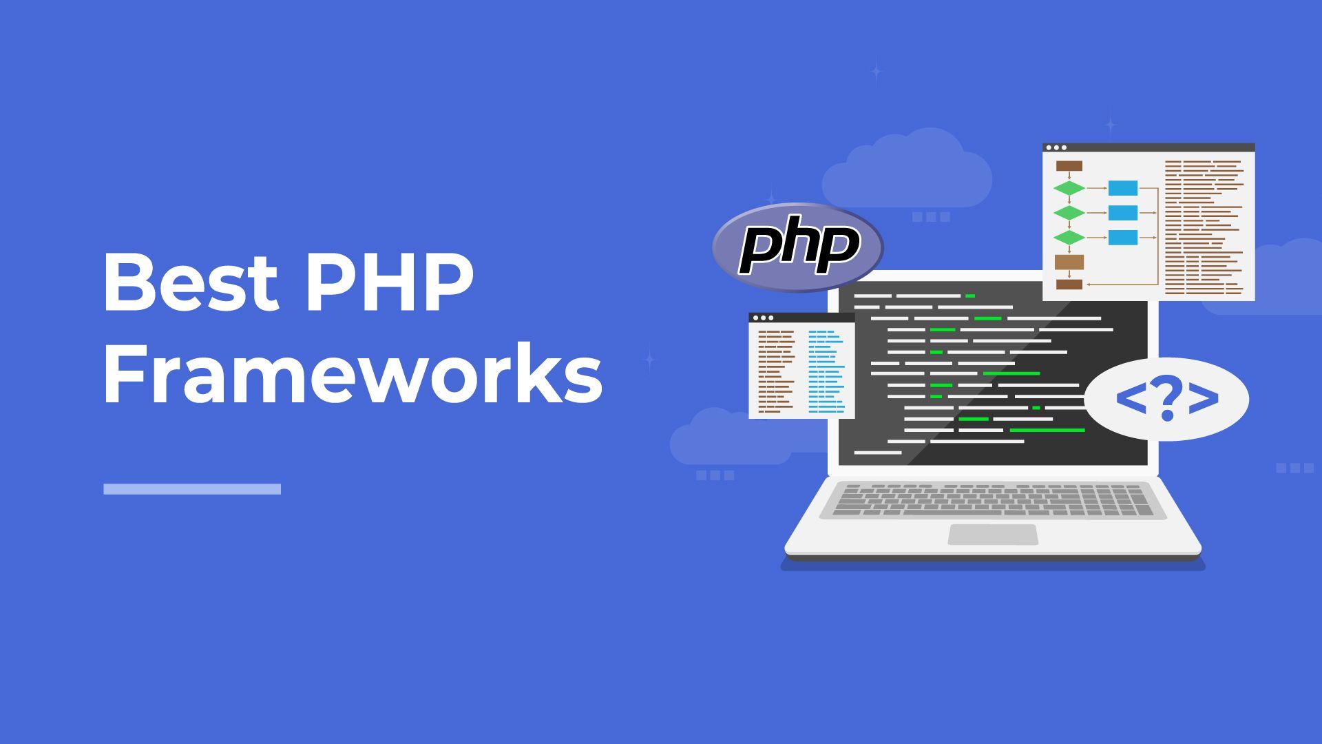 En iyi PHP Frameworks, öne çıkan görüntü