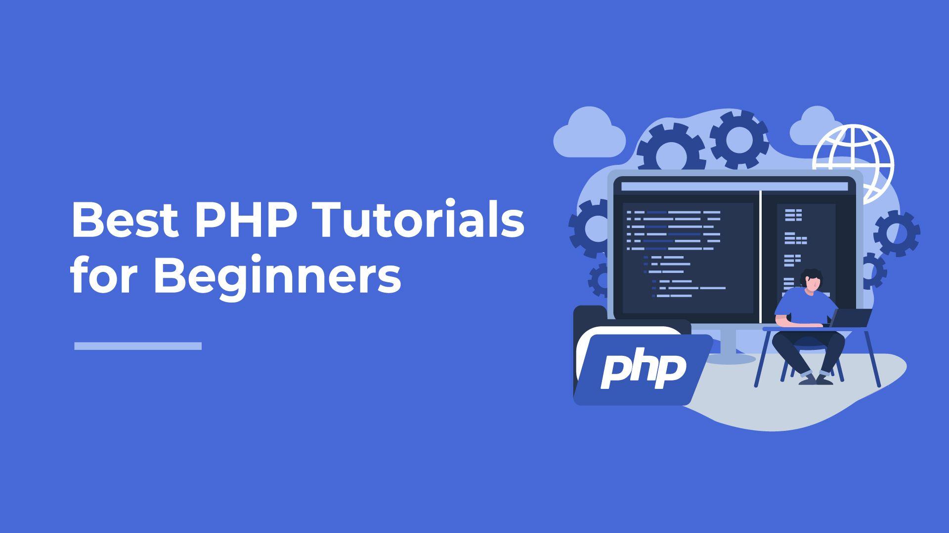 Yeni Başlayanlar İçin En İyi PHP Eğitimleri