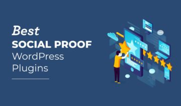 Best Social Proof WordPress Plugins, featured image