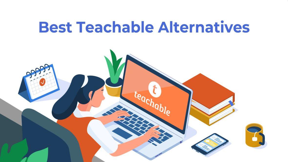 Best Teachable Alternatives, featured image