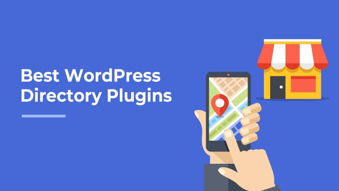 Best WordPress Directory Plugins, featured image