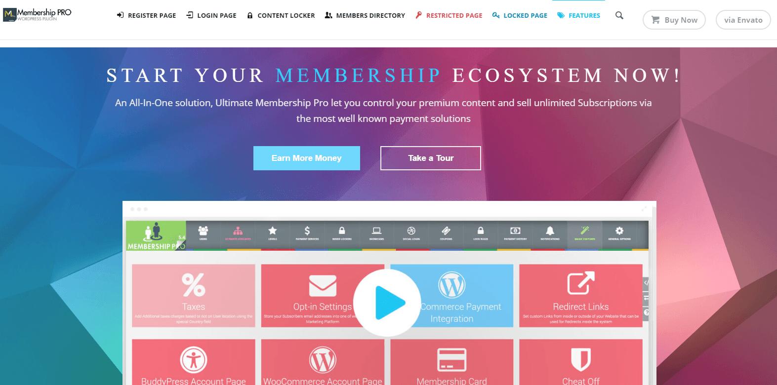 Ultimate Memberships Pro