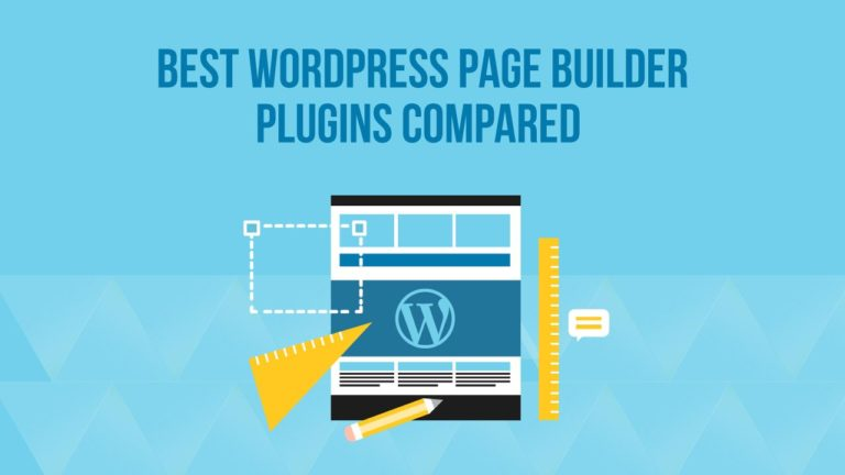 Best WordPress Page Builder Plugins Compared, featured image