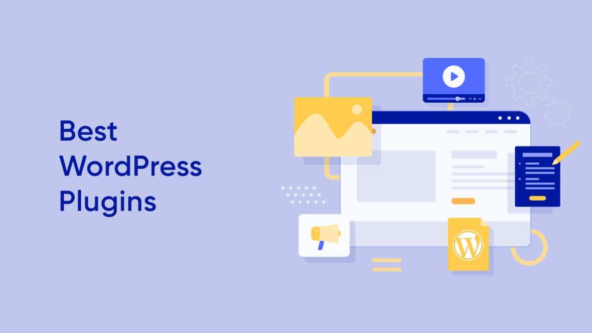 Best WordPress Plugins, featured image