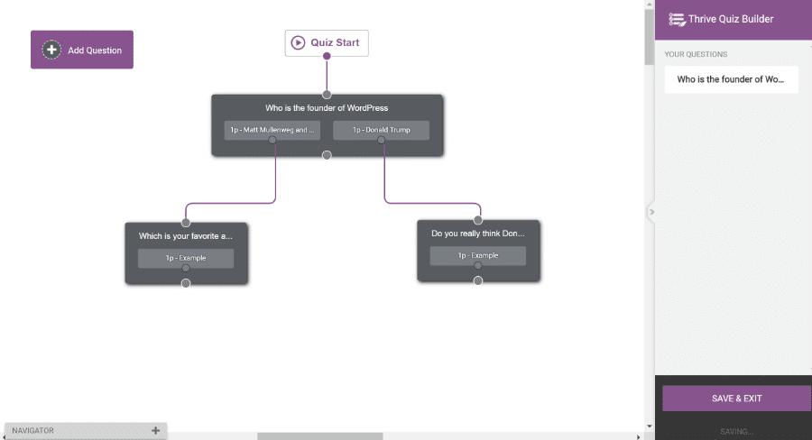 tqb tree interface