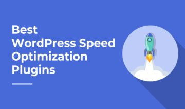 Best WordPress Speed Optimization Plugins, featured image