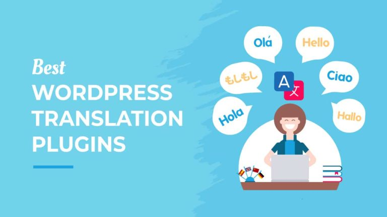 Best WordPress Translation Plugins, featured image
