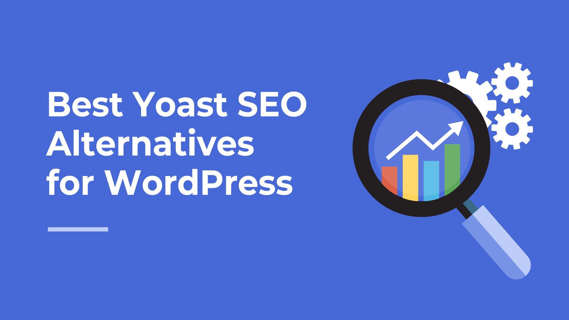 WordPress için en iyi Yoast SEO alternatifleri, öne çıkan görüntü