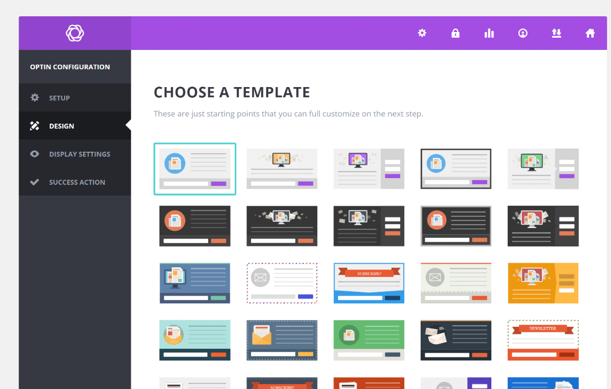 Bloom review templates
