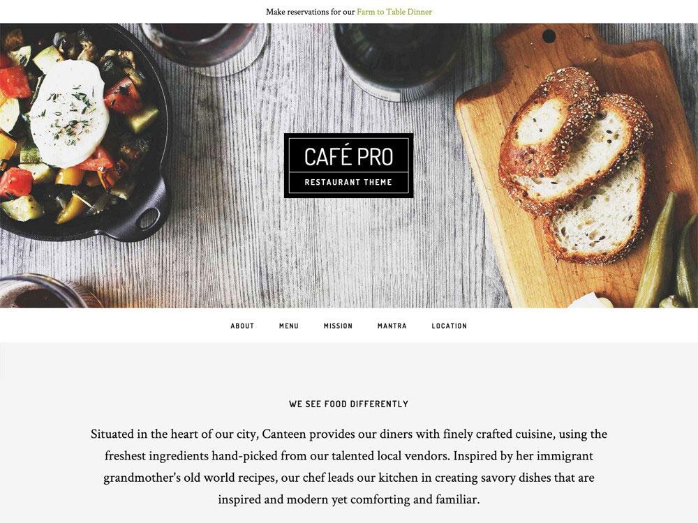 cafe-pro-restaurant-theme