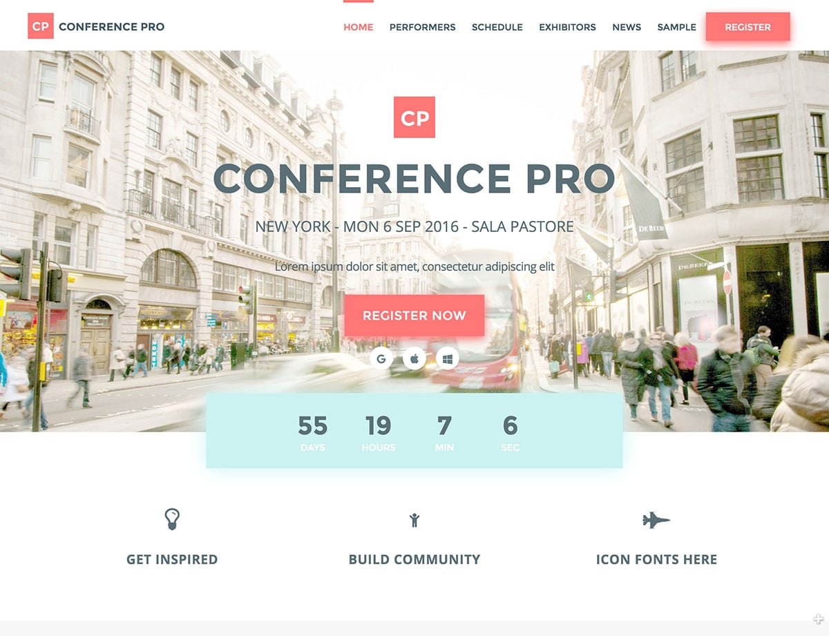 conference-pro-theme