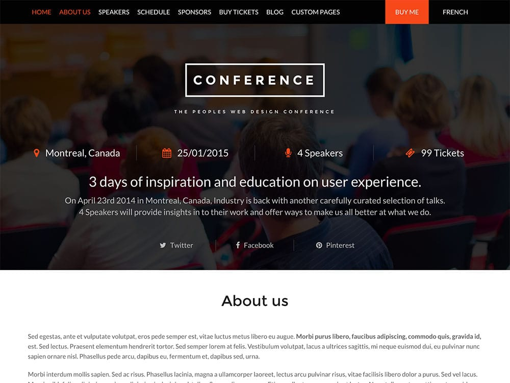 conference-wordpress-theme