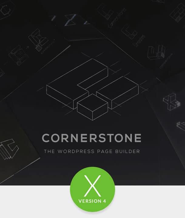 Cornerstone WordPress Page Builder