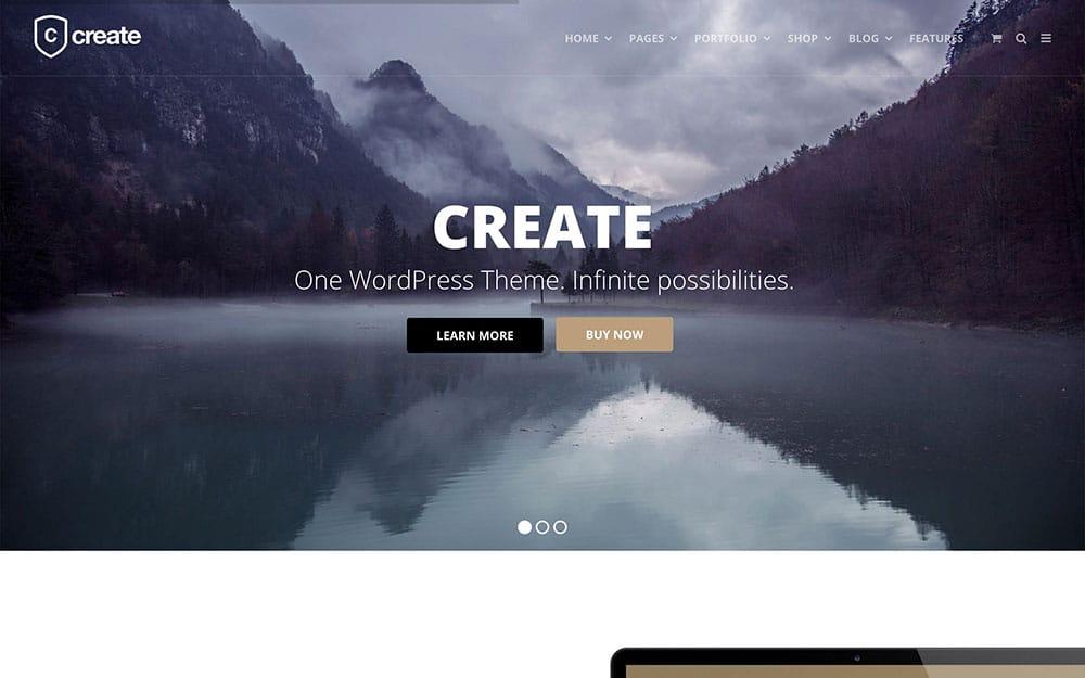 create-wordpress-theme