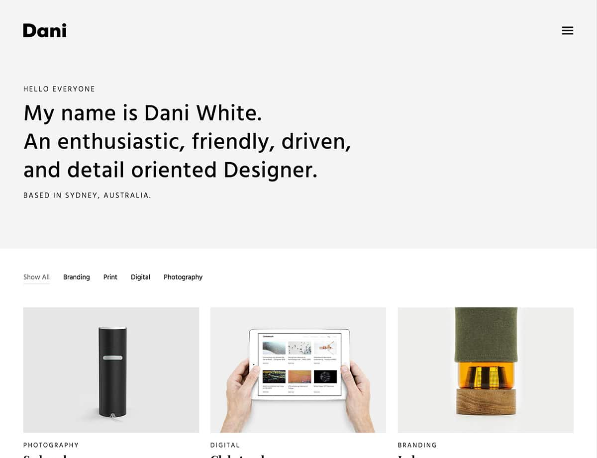 dani-freelancer-wordpress-theme
