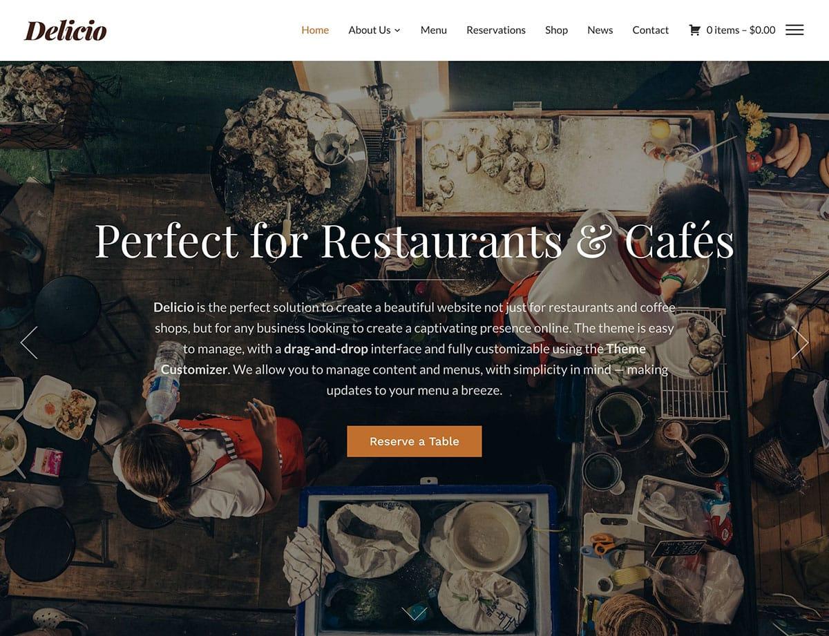 delicio-wordpress-restaurant-theme