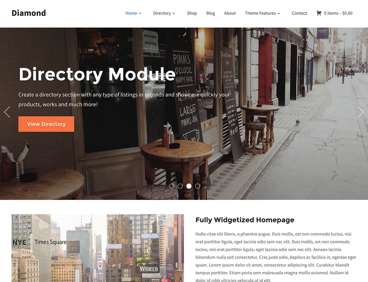 diamond-directory-theme
