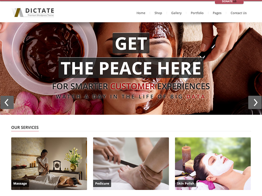 dictate-spa-wp-theme