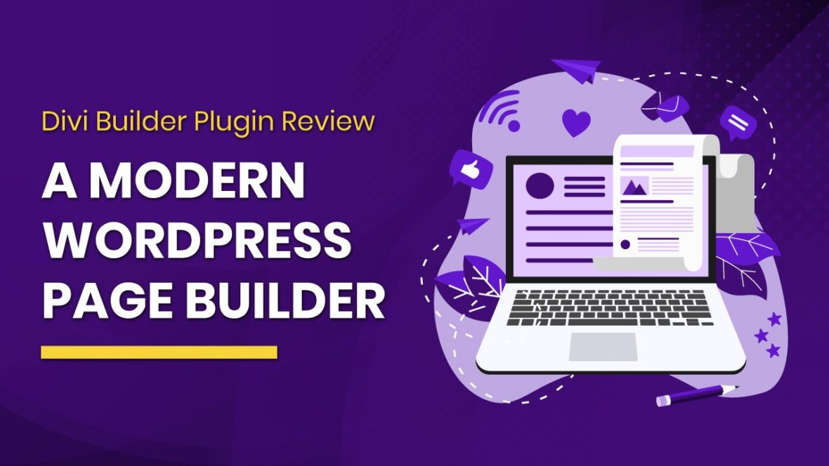 Divi Builder Review, featured image