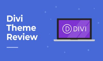 Divi Theme Review, featured image