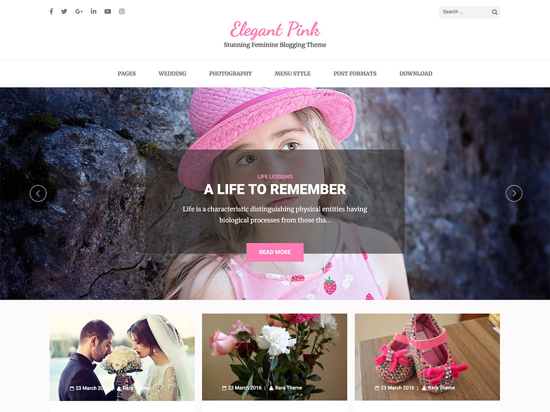 In this article, we've put the best free wedding WordPress theme