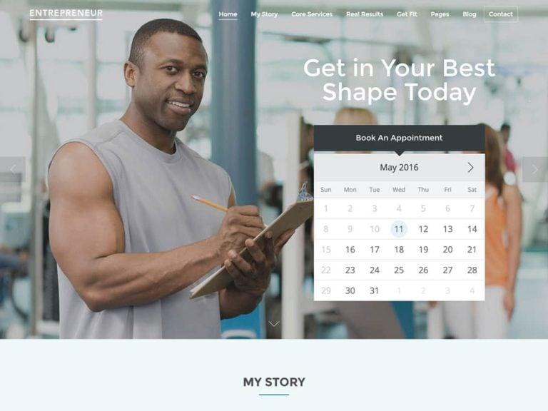 entrepreneur-personal-trainer-theme