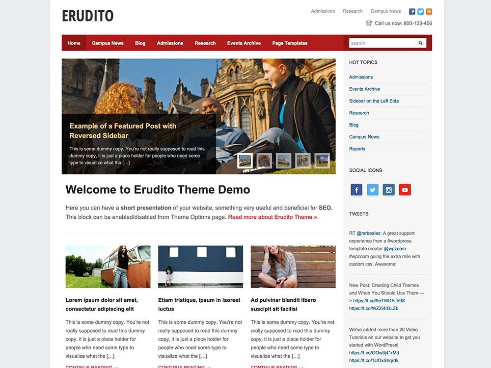 erudito-wordpress-theme