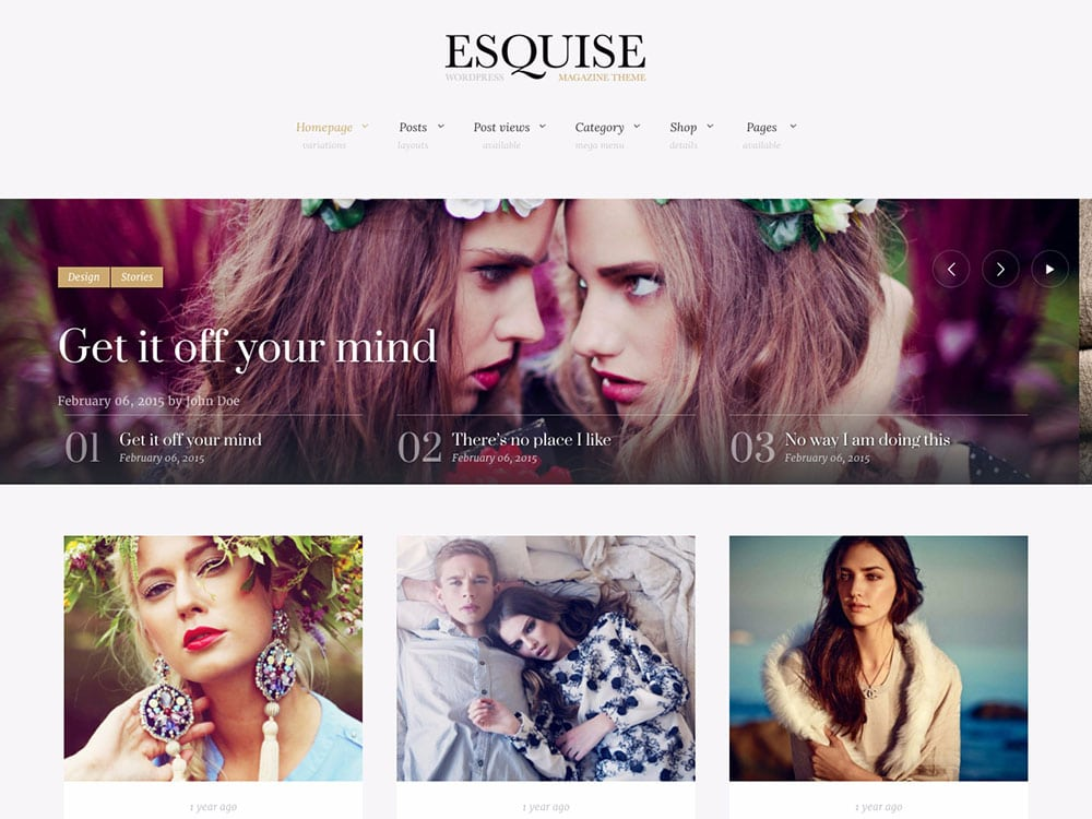 esquise-wordpress-magazine-theme