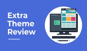 Extra Theme Review, featured image
